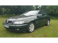 Automatic low mileage Omega 2.6 CDX PX Taken
