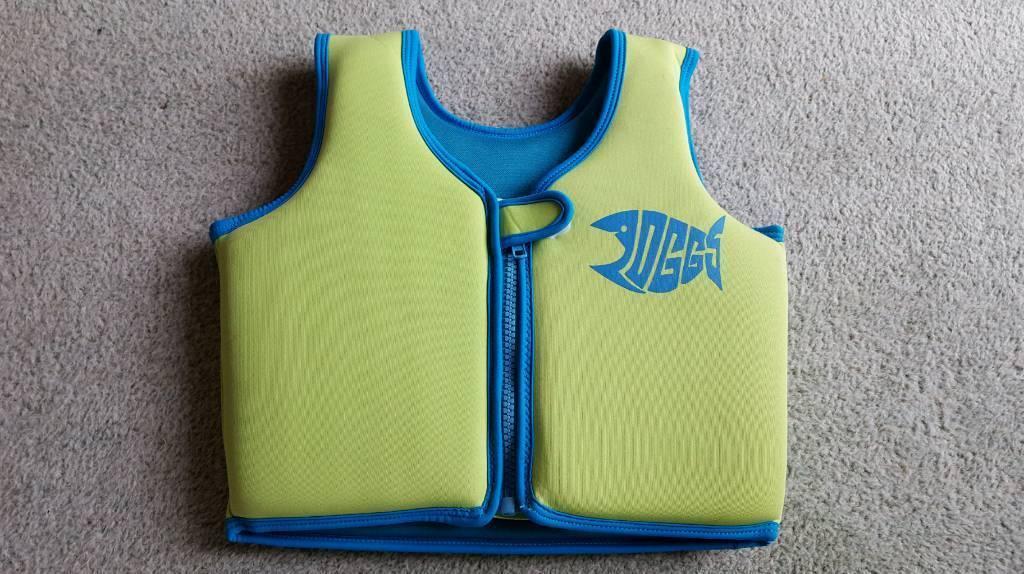 Zoggs swimming jacket float vest boy girl