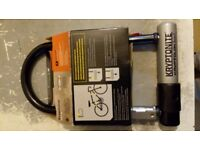 Kryptonite Series 2 bike lock - as new