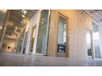 NEW bespoke office spaces/creative studios tailored to your needs becoming available