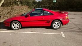 SUPERB TOYOYTA MR2 MK2 2.0L GT T-BAR