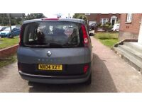 RENAULT ESPACE 2004,5 SEATS,GREYBLUE,2 L,AUTOMAT