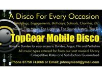 TopGear Mobile Disco - A Disco For Every Occasion