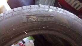 Pirelli P6000 195/60-R-15-88-V 2X Good quality Tyres - £40 (o.n.o) for Pair