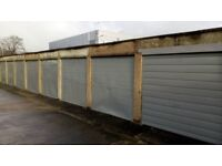 Garage/Storage/Lock up unit Stockport, Manchester in secure compound