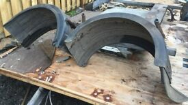 Ford Transit Plastic Wheel Arches