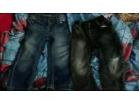 boys jeans size 2-3y