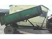 3 tonne tipping trailer