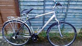 Claude butler mens hybrid bike