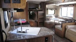 2016 Outdoors RV Creek Side 27BHS Comox / Courtenay / Cumberland Comox Valley Area image 17