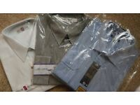 ABSOLUTE BARGAIN!!! 3 shirts, size 17, only £5 for all 3!!!