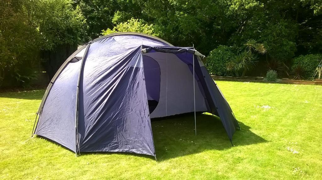 FOOTPATH 5 BERTH DOME TENT MALMO 14.5 X 14.5 & FOOTPATH 5 BERTH DOME TENT MALMO 14.5 X 14.5 | in Christchurch ...