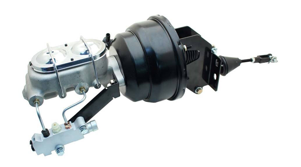 Ford Truck Deluxe Power Brake Booster Assembly F100