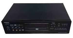 Onkyo DV-S717 DVD Player Wareemba Canada Bay Area Preview