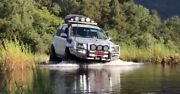 toyota landcruiser 120 prado gxl Deep Creek Kempsey Area Preview