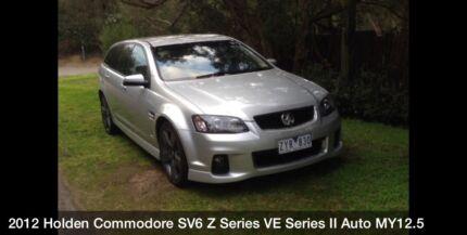 SV6 wagon. Z Series  Blairgowrie Mornington Peninsula Preview