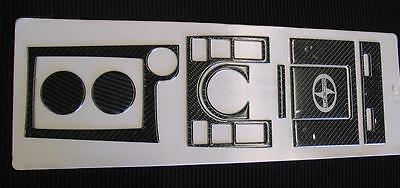 Scion tC 2005 - 2010 Carbon Fiber Dash Applique - OEM NEW!