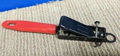 Vintage Welder Welding Blow Torch Striker Lighter Flint Made In Spain