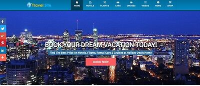 Automated Flightshotelcar Search Engine5 Million Hotels500 Airlines