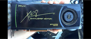 PNY GTX 570 1280MB XLR8 Enthusiast Edition
