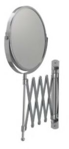 "IKEA ""FRACK"" stainless steel mirror"