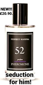 Pheromone for him