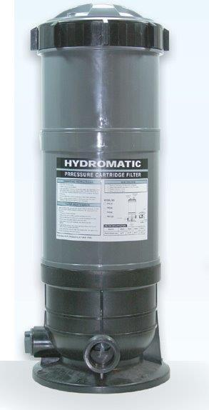 HydroPro PRC120-120 SQ. FT. Above Ground Swimming Pool Cartridge Filter Tank