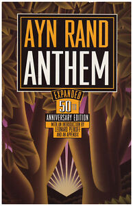 AYN RAND THE ART OF NONFICTION & ANTHEM (50th Anniversary)