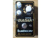 Subdecay Quasar Phaser