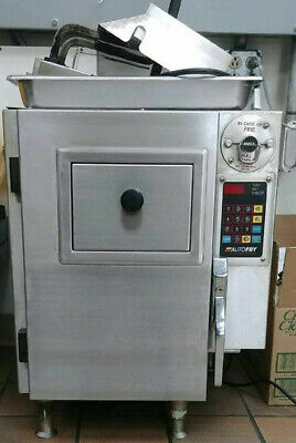 Autofry Mti-5 Deep Fry Cooker No Hood Or Venting Needed Fire Suppression