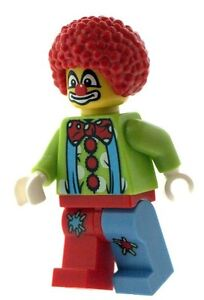 LEGO® Minifigure Series 1 - Clown Rare NEW