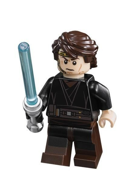 8 essential minifigures for lego star wars sets ebay - Lego star wars vaisseau anakin ...