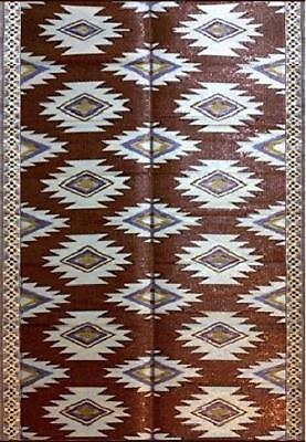 6'x9' indoor outdoor Plastic Straw patio rugs mats camping picnic mats 4460 - Straw Mats