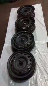 A set of 4 OEM RIMS for Honda Civic, Toyota Corolla and more.