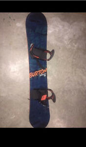 Snowboard and gear make an offer