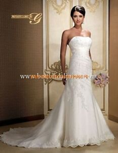 Private Label By G Wedding Dress for sale!!