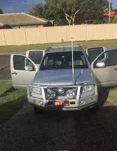2012 Nissan Navara Ute **12 MONTH WARRANTY**