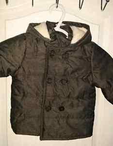 Boys Toddler Winter Jacket