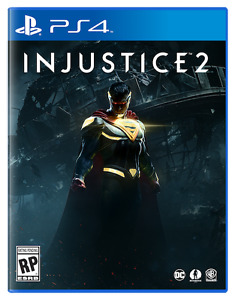 Injustice 2 -- Ps4 - Sealed