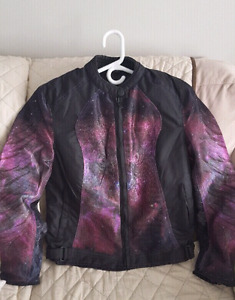 Women's motorcycle jacket size S