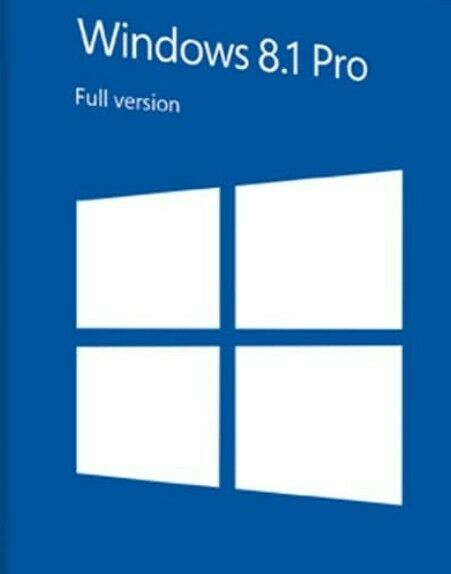 Microsoft Windows 8.1 Professional key