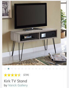 Tv stand $200 - brand new in box