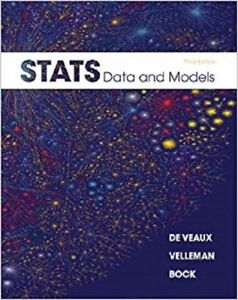 Stats Data and Models 3rd