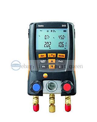 Refrigerantion Digital Manifold Gauge Meter Testo 549 Hvac Gauge 0560 0550
