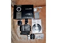 Olympus OMD-EM5 Micro 4/3 Camera and 14-42 lens for sale