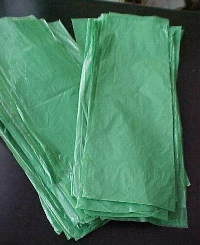 449 Colored Newspaper Plastic Bags BRAIDING Crochet Weaving RUG Basket MAKING