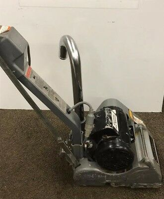 Used Clarke Ez-8 Floor Sander Expandable Drum Hardwood Floor Refinishing Tool