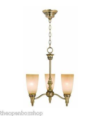 Home Decorators Collection Keswick 3-Light  Mini Chandelier 527506