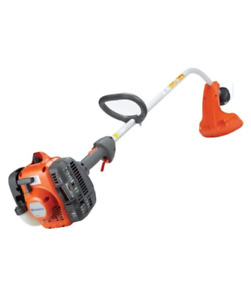 Husqvarna 122C Curved Shaft Grass Trimmer, 16-in