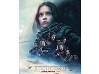Rogue One: A Star Wars Story (2016) HD DVD